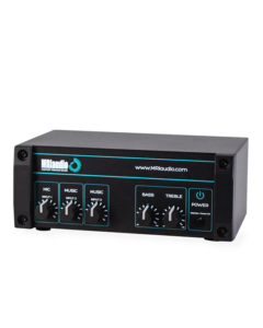 MRIaudio amplifier