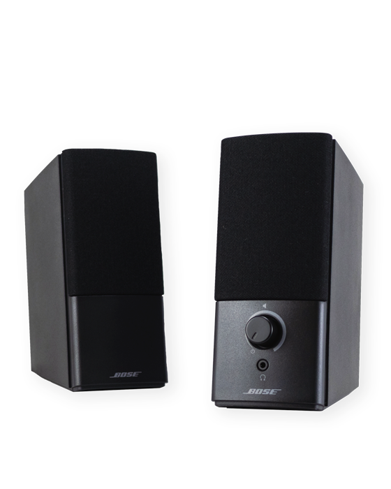 MRIaudio Bose technologist speakers