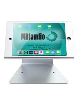 iPad Mini Locking Mount MRIaudio Sound Systems
