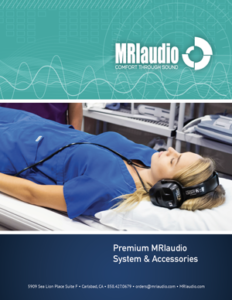 MRIaudio brochure
