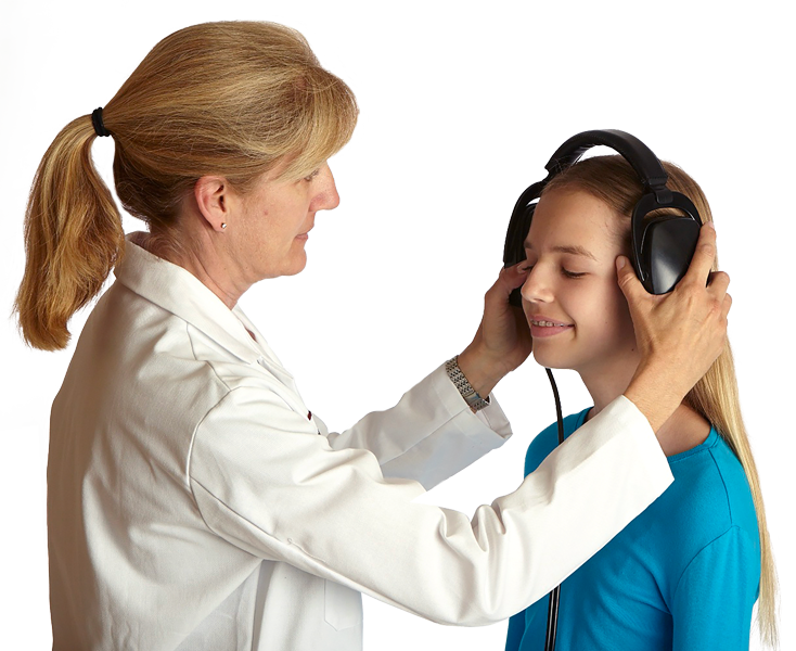 MRI headphones for children