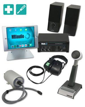 MRIaudio Premium Sound system