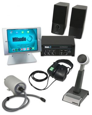 MRIaudio Sound system