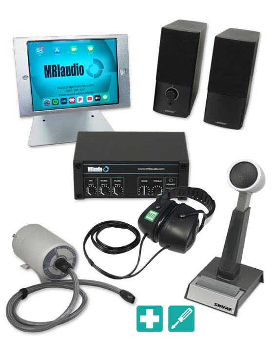 MRIaudio Premium Music Sound System