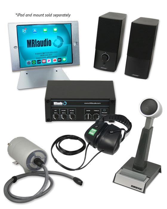 MRIaudio Sound System