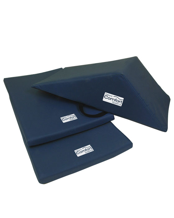 MRI knee wedge table pad set