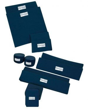 MRI wedge positioner table pad kit