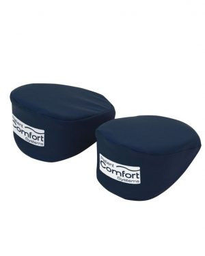 MRI curved wedge position pads